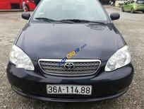 Bán xe Toyota Corolla Altis G sản xuất 2004, màu đen, 243 triệu