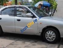 Cần bán lại xe Daewoo Nubira II 1.6 sản xuất 2003, màu bạc