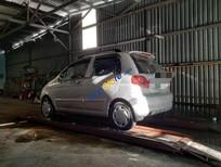 Cần bán gấp Daewoo Matiz SE sản xuất 2003, màu bạc chính chủ