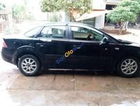Cần bán lại xe Ford Focus sản xuất 2007, màu đen, nhập khẩu nguyên chiếc