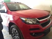 Bán Chevrolet Colorado High Country 2.8 AT 4x4 sản xuất 2017, màu đỏ, xe nhập