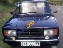 Cần bán Lada 2107 năm sản xuất 1992, màu xanh lam, nhập khẩu nguyên chiếc, 47 triệu