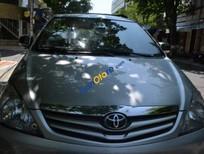 Xe Toyota Innova G sản xuất 2009, màu bạc