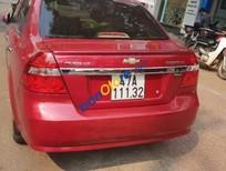 Cần bán xe Chevrolet Aveo sản xuất 2015, màu đỏ, nhập khẩu nguyên chiếc như mới, giá tốt