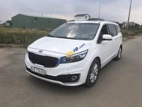 Bán xe Kia Sedona 3.3GATH sản xuất 2016, màu trắng chính chủ