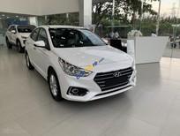 Bán Hyundai Accent sản xuất năm 2019, màu trắng, giá chỉ 425 triệu