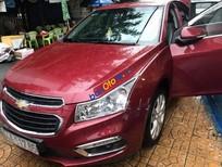 Bán xe Chevrolet Cruze LTZ năm 2016, màu đỏ chính chủ