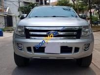 Cần bán xe Ford Ranger năm 2013, màu bạc, nhập khẩu nguyên chiếc