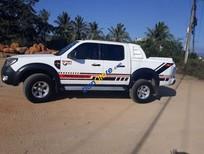 Cần bán xe Ford Ranger năm 2010, màu trắng, nhập khẩu nguyên chiếc xe gia đình, giá 318tr