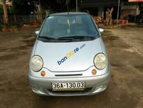 Cần bán lại xe Daewoo Matiz sản xuất 2003, màu bạc