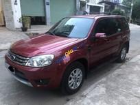 Cần bán xe Ford Escape XLT 2.3 AT năm 2010, màu đỏ