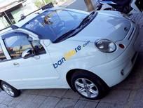 Bán Daewoo Matiz MT năm sản xuất 2004, màu trắng, nhập khẩu nguyên chiếc