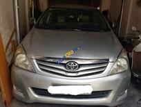 Cần bán gấp Toyota Innova G năm sản xuất 2010, màu bạc, xe nhập giá cạnh tranh