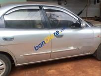 Bán xe Daewoo Nubira sản xuất 2003, màu bạc, xe nhập giá cạnh tranh