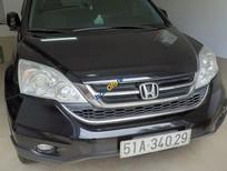 Cần bán gấp Honda CR V 2.4AT năm sản xuất 2012, màu đen