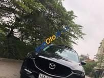 Cần bán gấp Mazda CX 5 sản xuất 2018, màu đen chính chủ