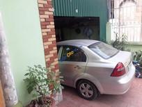 Cần bán Daewoo Gentra sản xuất năm 2009, màu bạc, xe nhập chính chủ