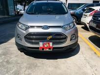Cần bán gấp Ford EcoSport Titanium 1.5 AT năm 2015, màu bạc