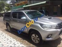 Cần bán xe Toyota Hilux sản xuất 2016, màu bạc, xe nhập