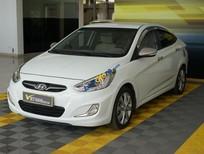 Bán ô tô Hyundai Accent Blue 1.4AT năm sản xuất 2014, màu trắng, xe nhập