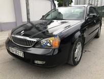 Bán Daewoo Magnus 2.5 AT năm sản xuất 2004, màu đen, xe nhập
