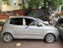 Cần bán gấp Kia Morning MT sản xuất 2009, màu bạc