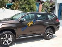 Cần bán xe Mitsubishi Pajero Sport năm 2019, màu nâu, xe nhập, giá 980.5tr