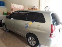 Cần bán lại xe Toyota Innova sản xuất năm 2007, màu bạc