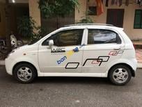 Cần bán xe Daewoo Matiz Zoy sản xuất 2007, màu trắng, nhập khẩu nguyên chiếc chính chủ
