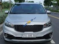 Bán Kia Sedona 3.3 GATH năm sản xuất 2016, màu bạc