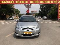 Cần bán Toyota Vios 1.5E 2009, màu bạc, giá chỉ 350 triệu