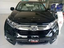 Bán Honda CR-V 2019 nhập Thái, trả góp 80%, km khủng, giao liền tháng 05