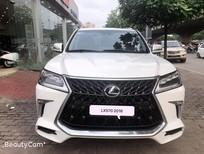 Bán Lexus LX570 nhập Mỹ 2016, full option, biển Hà Nội