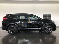 Bán Honda CR V G năm sản xuất 2019, màu đen, nhập khẩu nguyên chiếc