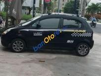Cần bán Daewoo Matiz sản xuất năm 2007, màu đen, xe nhập