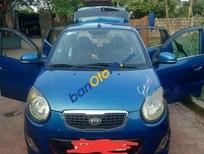 Cần bán lại xe Kia Morning sản xuất năm 2011, màu xanh lam, 162tr