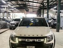 Cần bán Ford Ranger XLT 2.2 MT 4X4 sản xuất 2013, màu trắng, xe nhập ít sử dụng