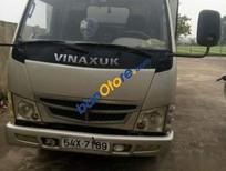 Bán ô tô Vinaxuki 1240T sản xuất 2007, màu bạc, nhập khẩu