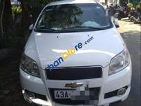Cần bán xe Chevrolet Aveo năm 2015, màu trắng xe gia đình