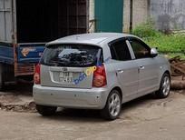 Cần bán gấp Kia Morning LX sản xuất 2009, màu bạc, xe nhập