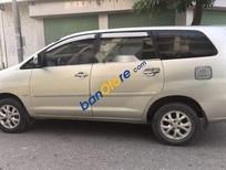 Cần bán Toyota Innova G sản xuất năm 2007, màu bạc