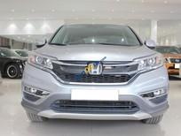 Bán xe Honda CR V CR-V sản xuất 2016, màu bạc số tự động, giá chỉ 910 triệu