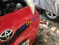 Cần bán gấp Toyota Yaris sản xuất năm 2010, màu đỏ, xe nhập