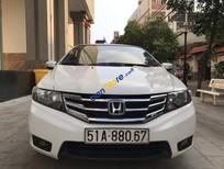 Bán ô tô Honda City sản xuất 2014, màu trắng