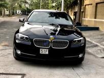 Bán BMW 5 Series sản xuất 2013 màu đen, giá 1 tỷ 160 triệu nhập khẩu