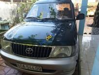 Cần bán gấp Toyota Zace GL năm sản xuất 2005, giá 235tr