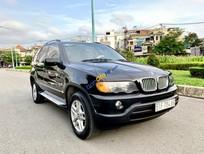 Bán BMW X5 sản xuất 2005, màu đen, xe nhập số tự động