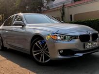 Cần bán xe BMW 320i 2014, màu bạc, xe nhập