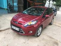 Cần bán gấp Ford Fiesta S 1.6AT sản xuất năm 2013, màu đỏ