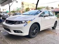 Cần bán Honda Civic năm 2014, màu trắng, nhập khẩu